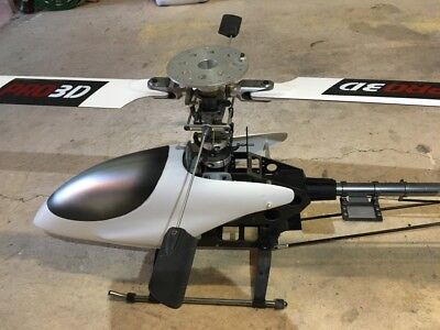 RC Helicopter 600 size incl. motor and blades /HK-600GT 3D Electric Helicopter