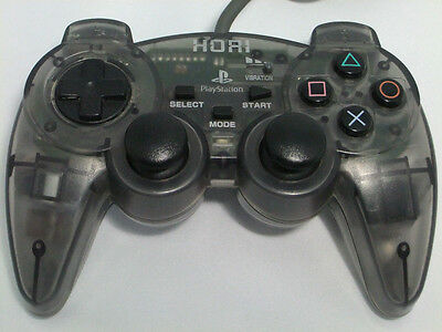 Playstation HORI ANALOG SINDOU PAD Controller PS1 PS2 JAPAN