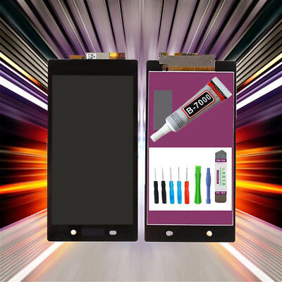Display for Original Sony Xperia Z Ultra XL39h C6833 C6843 LCD Black+Tool