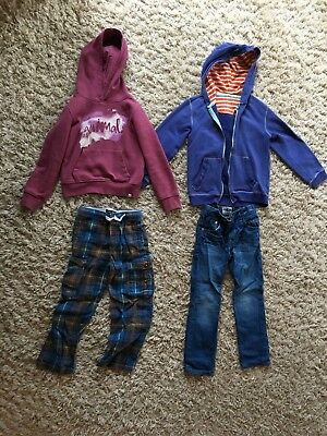 MINI BODEN / ANIMAL / NEXT Boys Bundle Age 5 / 6 / 7 No Reserve