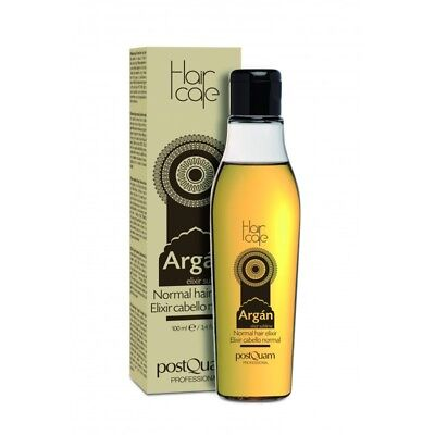 PostQuam 12 Stück Argán Normal Hair Elixir (Arganöl Haar-Elixir) 100ml Aktion!