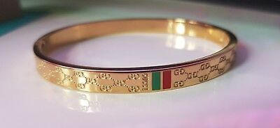 Inspired by Gucci Bracelet - Gold colour - New PRICED TO CLEAR