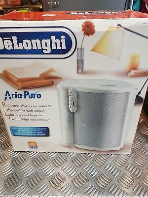 DELONGHI  ARIA PURO Air PURIFIER  & IONISER DAP 70.HELPS ASTHMA ALLERGIES dap70