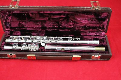 Buescher Flute, 6 month guarantee, serviced to playing order
