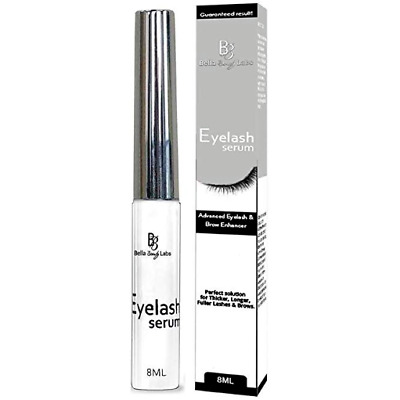 Eyelash Growth Serum Enhancer Eyebrow Lash Conditioner Natural Thick Long Lashes