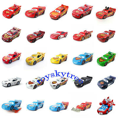 Tomica Disney Pixar Cars The King Dinoco 1:55 Diecast Vehicle Collect Toys Loose