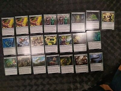 MTG Ultimate Masters 22 Green Cards