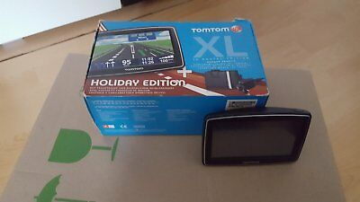 TomTom XL Holiday Edition 4,3 Zoll
