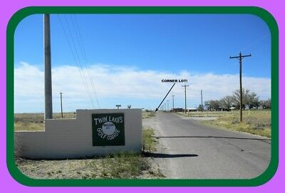 SOUTHERN ARIZONA~Golf Course Corner Lot! POWER & CITY WATER!~$100 A MONTH