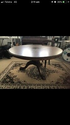 Antique Dining Table As Pictured