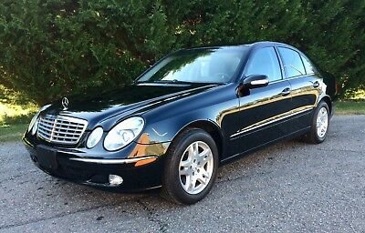 2005 Mercedes-Benz E-Class  mercedes-benz e320