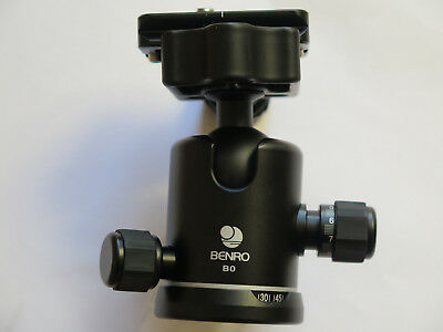 Pro Benro Ball Head B0 B-0 For ALL Brand Camera Tripod Leg Max Load 8kg