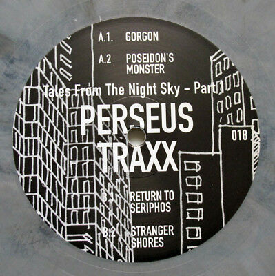 ULTRA LIMITED 100 - Perseus Traxx – Tales From The Night - M>O>S - BUNKER HOUSE