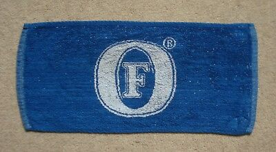 Foster's Lager Beer Bar Towel Pub Home Bar Used
