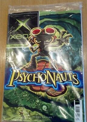 Xbox One Official Magazine #160 Psychonauts + Red Dead 2 + Shadow of Tomb Raider