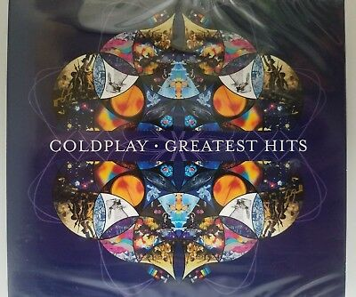 2CD Coldplay  Greatest Hits Collection [NEW] RARE 2CD 2018
