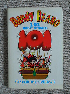 Dandy Beano 101 Great Stories Collectable Book Annual
