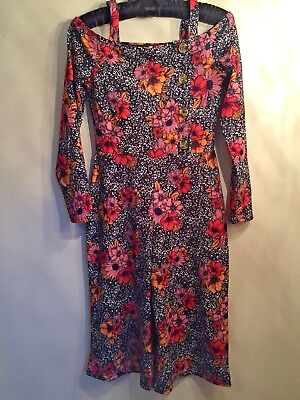 Floral Jumpsuit By Very Size 16 Years