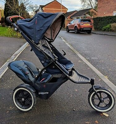 phil and teds V5 sport double buggy