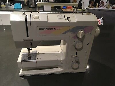 bernina 1005 sewing machine