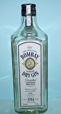 Alte Bombay London Dry Gin Flasche