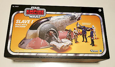Star War Vintage Collection Slave 1 Karton