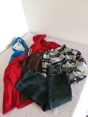 a4ffb9af1b01 BOYS CLOTHES OUTFITS LOT of 35 Size 5T-5 6T Winter -  56.99