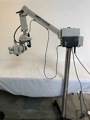 Wallach ZoomScope Colposcope w/ Nikon SMZ-1 w/ Toshiba CCD S-Video Option