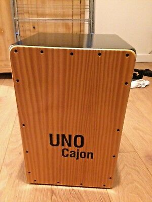 Duende UNO Cajon with Carry Case
