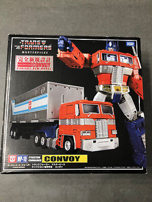 TAKARA TOMY Transformers Masterpiece Convoy Commander MP-10 Optimus Prime
