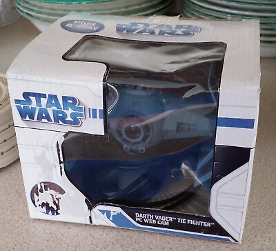STAR WARS PC WEB CAM DARTH Vader the fighter