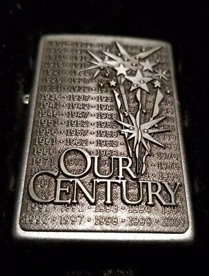 Zippo Our Century Limited Edition (Rare)