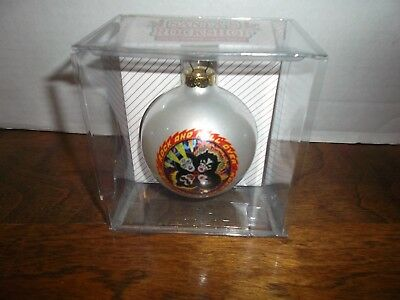 New 1997 Kiss Rock And Roll Over Ornament  Collectible Limited Edition