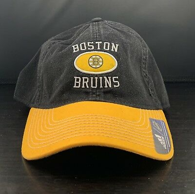 hot sales 3724e 3f2d6 ... old time hockey nhl youth chalk snapback cap b54e8 6b14b  australia boston  bruins nhl adidas two tone adjustable hat cap hockey mens 3cdc7 f5bd9