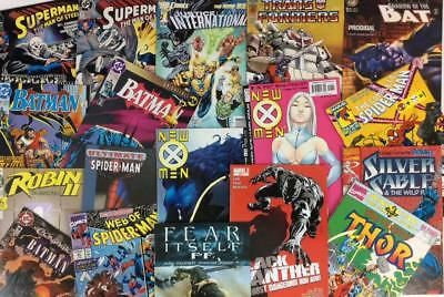 Massive JOBLOT Of comics over 100 Issues. Marvel, DC and more. See images