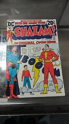 Shazam! #1 (Feb 1973, DC) Comic