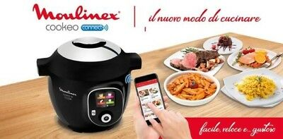 Moulinex cookeo connect