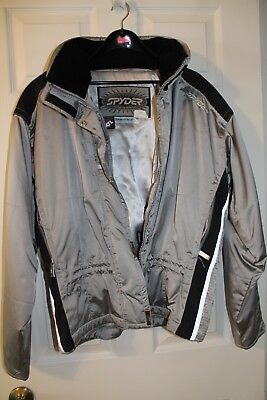 SPYDER WOMEN S PANDORA Jacket Removable Hood Size 12 -  110.00 ... 338fb60ac