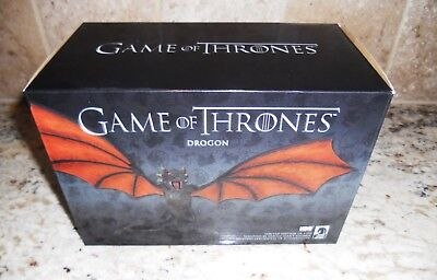 Game Of Thrones - DROGON Dragon Fig. New/Bx  COA Dark Horse/HBO limited ed 2014