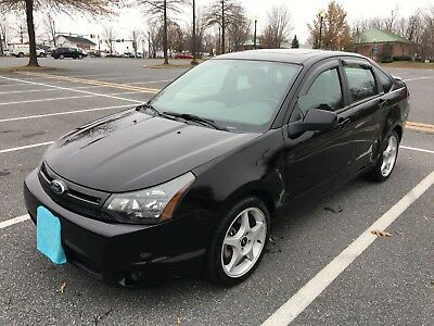 2011 Ford Focus SES 2011 Ford Focus SES - Fully Loaded - No Reserve!