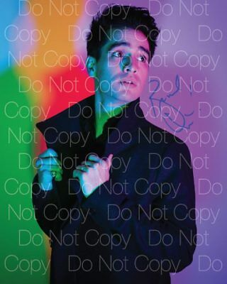 Brendon Urie Panic! at the Disco signed photo 8X10 picture poster autograph RP