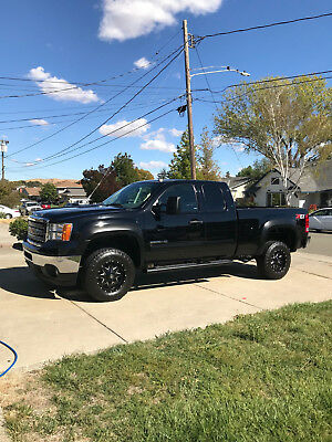 2013 GMC Sierra 2500 SLE 2013 GMC 2500 HD Extended cab SLE 4 WD  Tow beast, extensive upgrades for towing