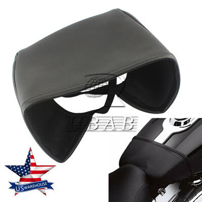 US Fuel Tank Shield bra For Harley Touring Electra Glide Street Flht Trike 97 up