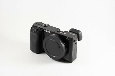 Sony Alpha a6000 24.3MP - Black (Body Only) With Extras