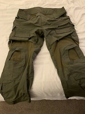 Crye Precision AC Combat Pants Ranger Green 40 S