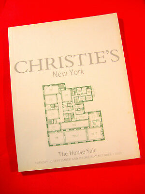 Christie's New York Decade-1273 The House Sale