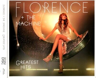 2CD Florence + The Machine ‎– Greatest Hits  Music 2CD [Brand NEW]