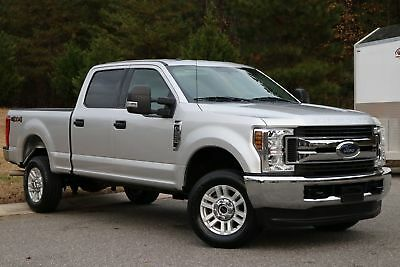 2018 Ford Super Duty F-250 Pickup XLT 4X4 2018 F250 XLT 4DR CREW CAB 4X4,6.2 LITER V8,ALLPWR,28K MI,LIKE NEW IN AND OUT.