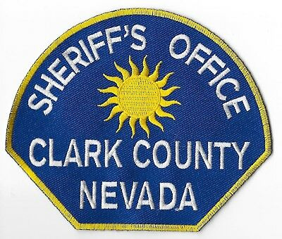 Clark County Sheriff's Office, Nevada Shoulder Patch