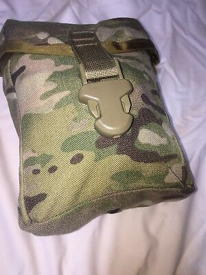 Multicam Individual First Aid Kit - Ifak - Quick Clot - Cat Tq - Active Shooter